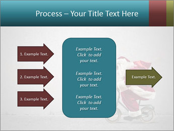 Fast Santa PowerPoint Template - Slide 85