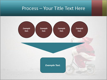Fast Santa PowerPoint Template - Slide 93
