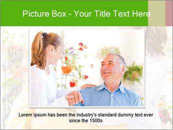 Home care services PowerPoint Template - Slide 15