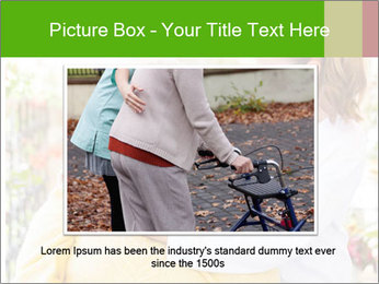 Home care services PowerPoint Template - Slide 16