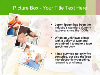 Home care services PowerPoint Template - Slide 17