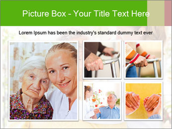 Home care services PowerPoint Template - Slide 19