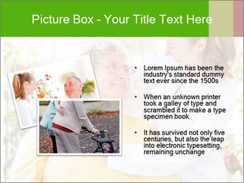 Home care services PowerPoint Template - Slide 20