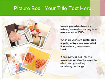 Home care services PowerPoint Template - Slide 23
