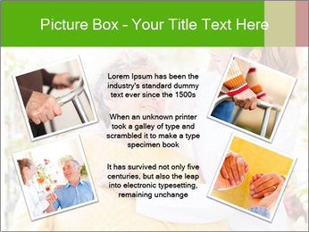 Home care services PowerPoint Template - Slide 24