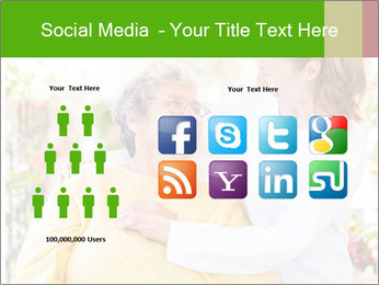 Home care services PowerPoint Template - Slide 5