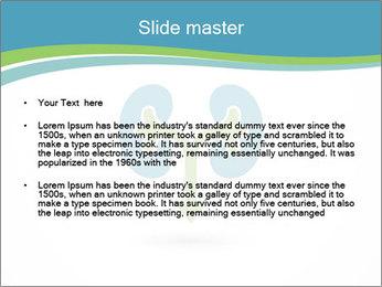 Kidneys symbol PowerPoint Template - Slide 2