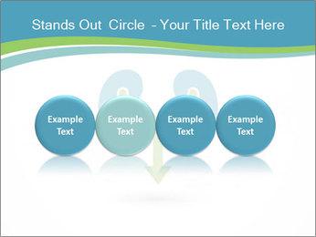 Kidneys symbol PowerPoint Template - Slide 76