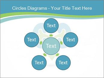 Kidneys symbol PowerPoint Template - Slide 78