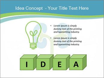 Kidneys symbol PowerPoint Template - Slide 80