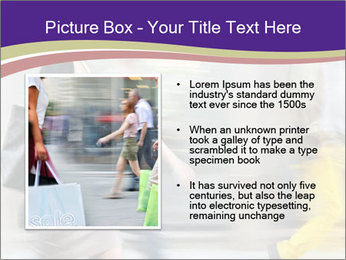 Shopping PowerPoint Template - Slide 13