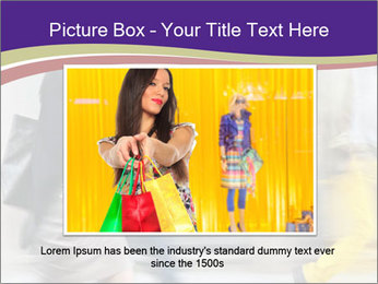 Shopping PowerPoint Template - Slide 15