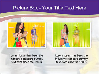 Shopping PowerPoint Template - Slide 18