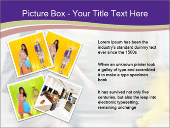 Shopping PowerPoint Template - Slide 23