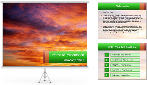 0000087565 PowerPoint Template