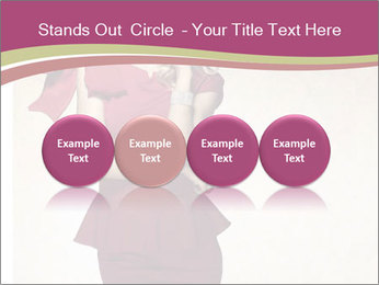 Attractive girl PowerPoint Templates - Slide 76