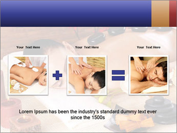 Adult woman relaxing in spa PowerPoint Templates - Slide 22