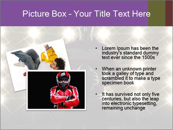 Silhouette PowerPoint Templates - Slide 20