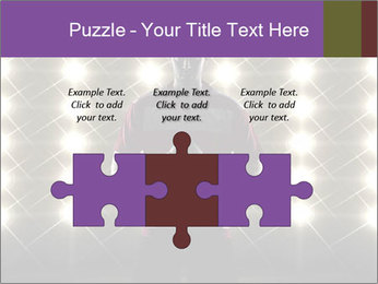 Silhouette PowerPoint Templates - Slide 42
