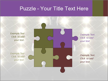 Silhouette PowerPoint Templates - Slide 43