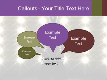 Silhouette PowerPoint Templates - Slide 73