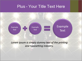 Silhouette PowerPoint Templates - Slide 75