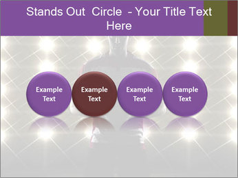 Silhouette PowerPoint Templates - Slide 76