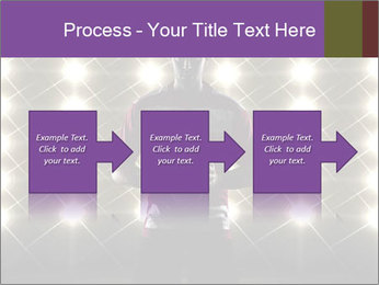 Silhouette PowerPoint Templates - Slide 88