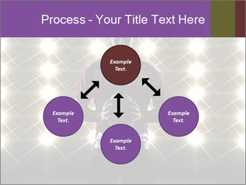 Silhouette PowerPoint Templates - Slide 91