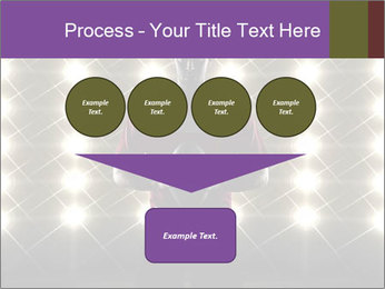 Silhouette PowerPoint Templates - Slide 93