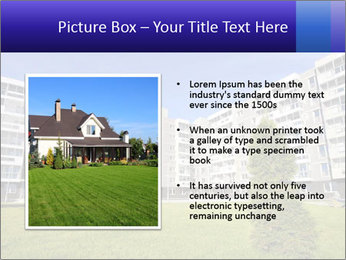 Sixstory apartment PowerPoint Templates - Slide 13
