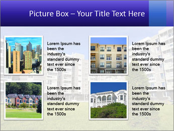 Sixstory apartment PowerPoint Templates - Slide 14