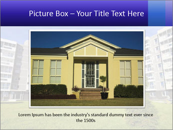 Sixstory apartment PowerPoint Template - Slide 15