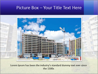 Sixstory apartment PowerPoint Template - Slide 16