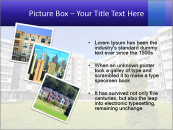 Sixstory apartment PowerPoint Templates - Slide 17