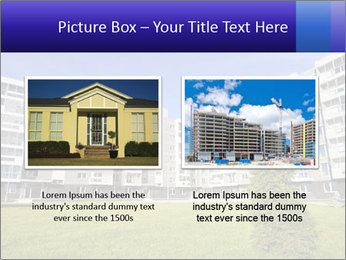 Sixstory apartment PowerPoint Template - Slide 18