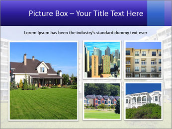 Sixstory apartment PowerPoint Template - Slide 19