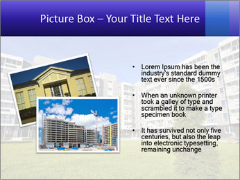 Sixstory apartment PowerPoint Template - Slide 20