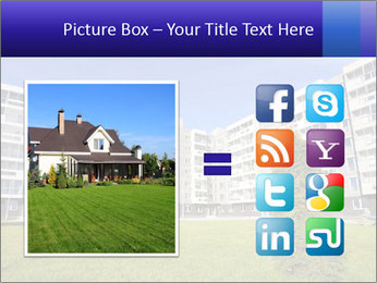 Sixstory apartment PowerPoint Templates - Slide 21