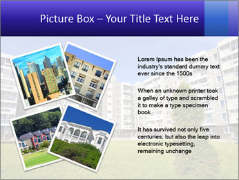 Sixstory apartment PowerPoint Template - Slide 23