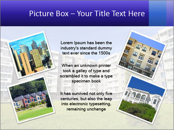 Sixstory apartment PowerPoint Templates - Slide 24