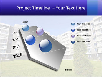 Sixstory apartment PowerPoint Templates - Slide 26