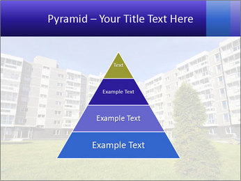 Sixstory apartment PowerPoint Templates - Slide 30