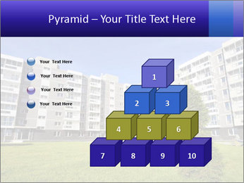 Sixstory apartment PowerPoint Templates - Slide 31