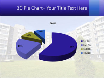 Sixstory apartment PowerPoint Templates - Slide 35
