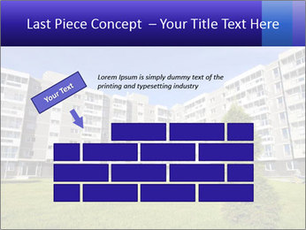 Sixstory apartment PowerPoint Templates - Slide 46