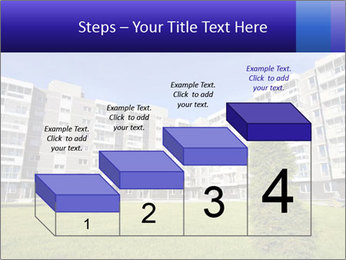 Sixstory apartment PowerPoint Template - Slide 64