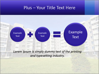 Sixstory apartment PowerPoint Templates - Slide 75