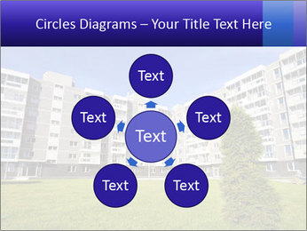 Sixstory apartment PowerPoint Templates - Slide 78
