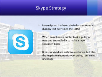 Sixstory apartment PowerPoint Template - Slide 8